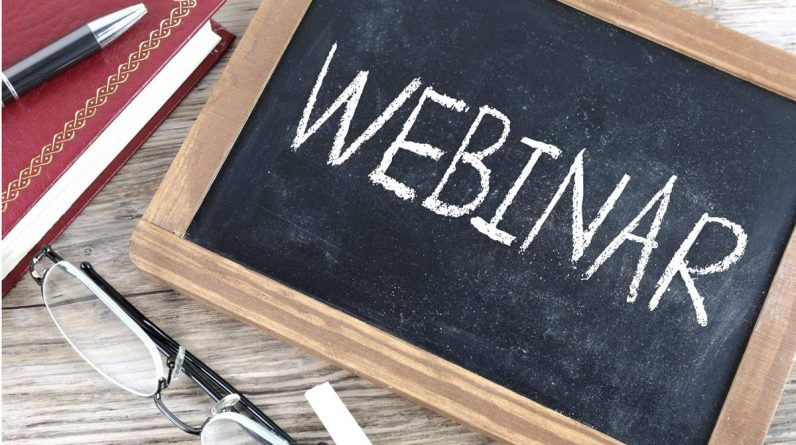 Built Your Business Using Video Webinars