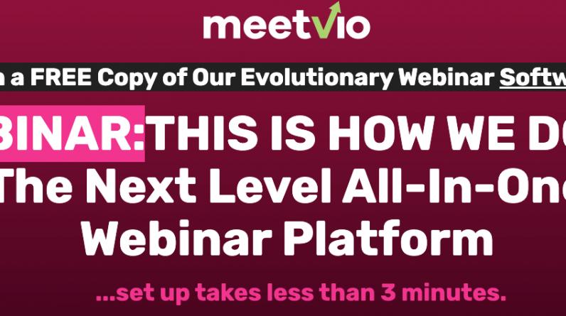 Meetvio Evolution Review