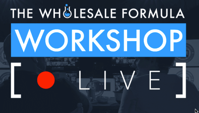 The Wholesale Formula Review And FREE Workshop